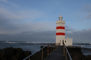Lighthouse in Garðskagi